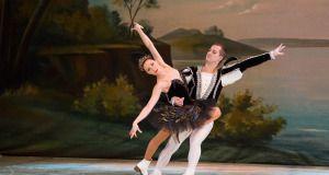 balet gheata