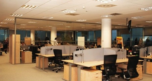 Offices market demand on the rise outside bucharest the for Office design journal