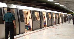 trenuri metrou