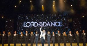A scene from Lord Of The Dance, Dangerous Games by Michael Flatley @ London Palladium