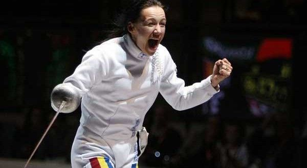Ana Maria Brânză European Games 2015 Baku Gold for Ana Maria Branza in women39s