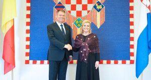 Photo: Romanian Presidential Administration