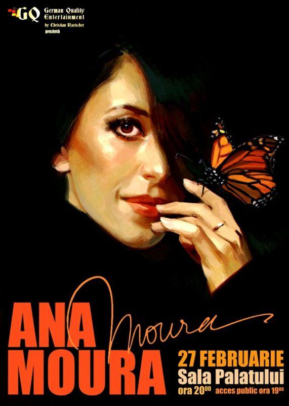 Ana Moura Tour