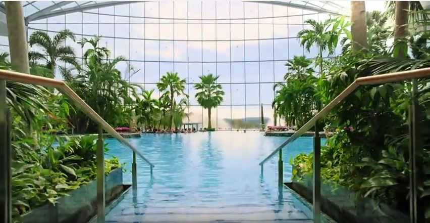 the largest thermal water center in europe to open near bucharest soon the romania journal. Black Bedroom Furniture Sets. Home Design Ideas