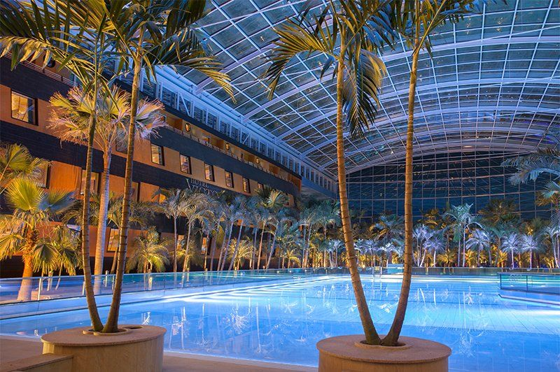 Bucharest Therme, officially opened - The Romania Journal  Bucharest Therm...