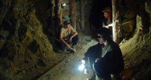 mineri subteran protest
