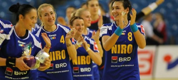 Handball Romanian Women Sport 112