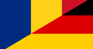Flag_of_Romania_and_Germany