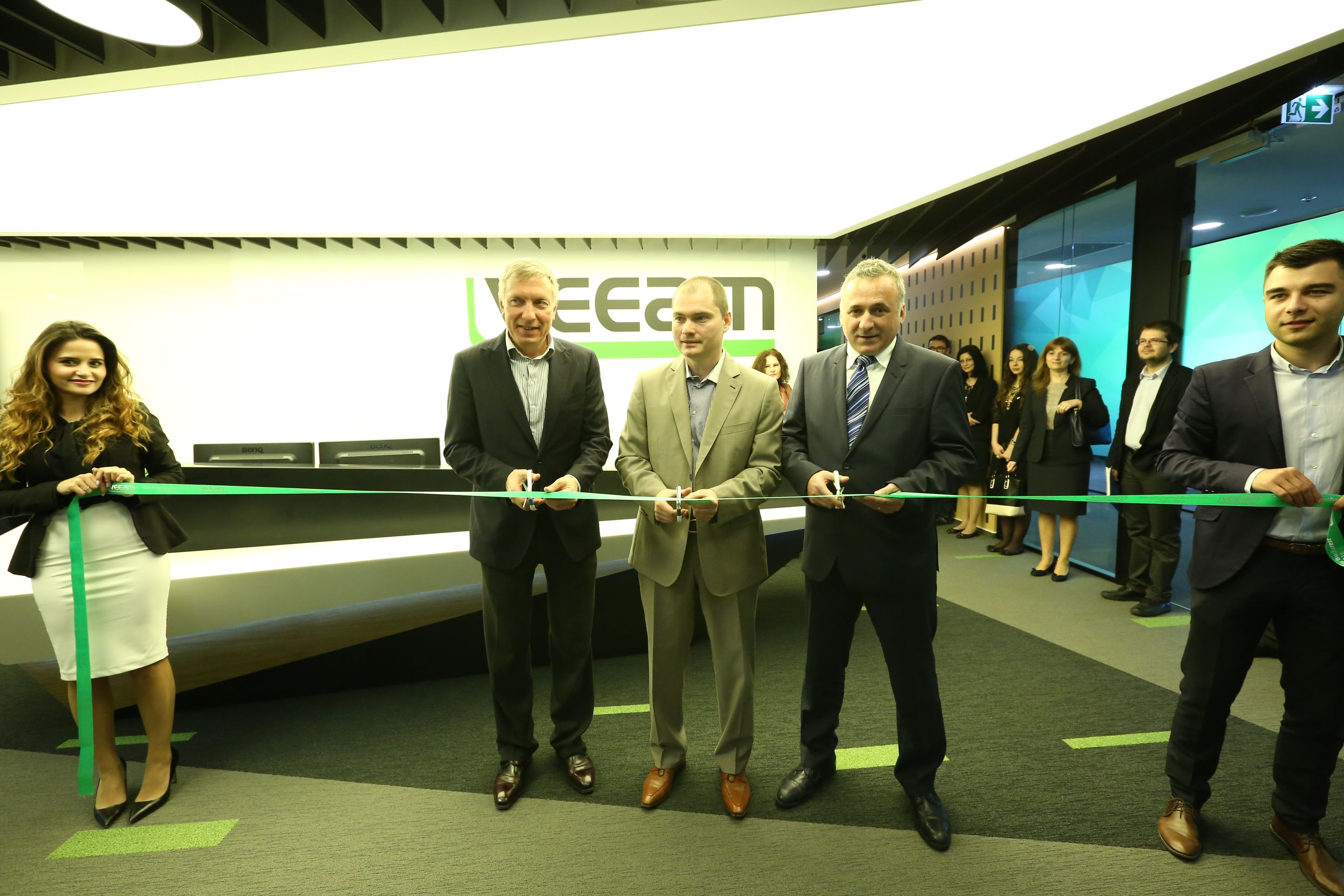 Romania, European hub for Veeam Software, bringing 250 new jobs ...