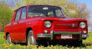 dacia historic car