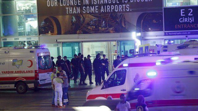 Ստամբուլի Աթաթուրքի անվան օդանավակայանում կրակոցներ են հնչել
