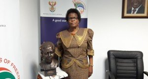 south african ambassador