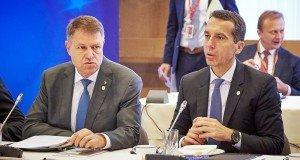 iohannis council Schengen