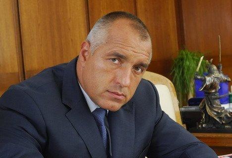 Boyko Borisov bulgar