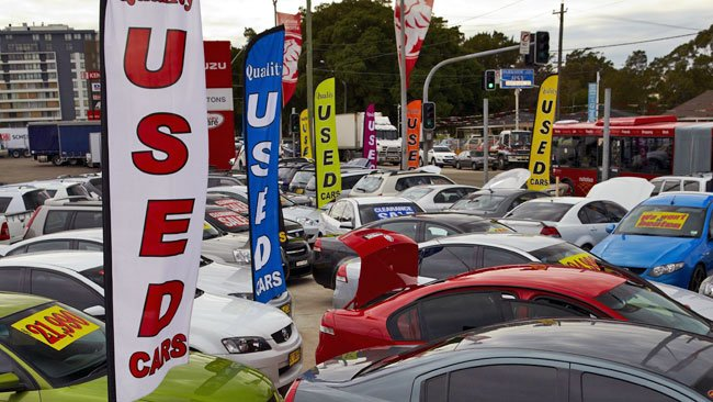 Tips For Buying From Used Car Lots
