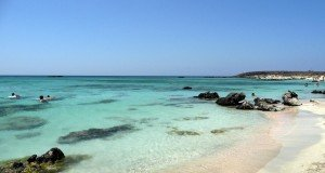 Elafonisi beach, Crete