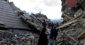 boy earthquake
