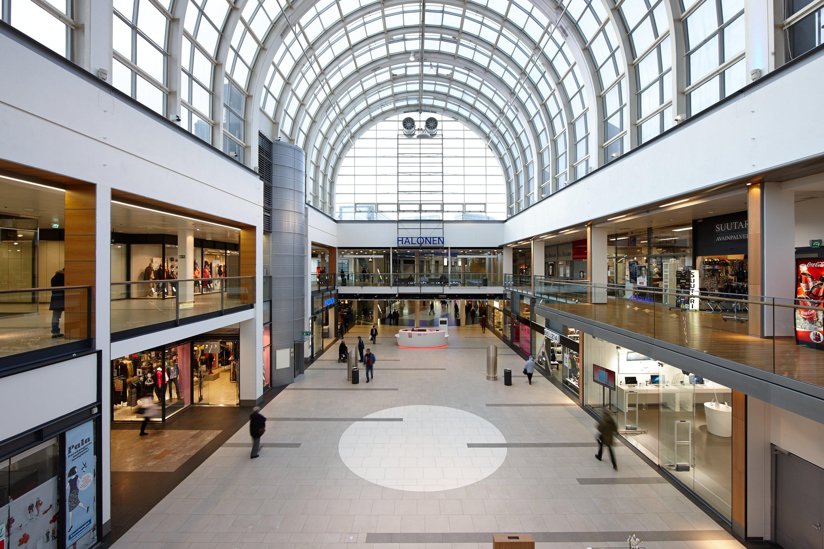 Shoppings mall