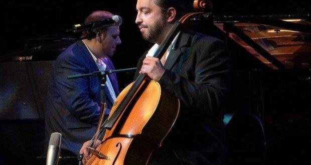 cellist naidin