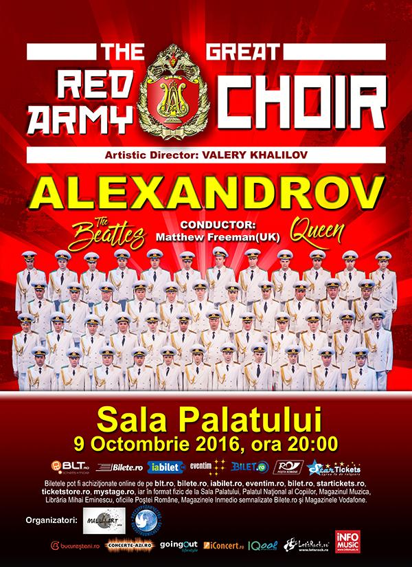Alexandrov Red Army Ensemble, The* Les Choeurs De L'Armée Soviétique - Les Choeurs De L'Armée Soviétique A Paris 1963 - 1964