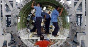 Romanian aerospace industry