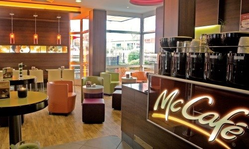 Mcdonald s invests ron 7 5 m to become the largest coffee - Comment amenager ma cuisine ...