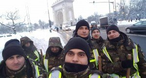 military snow removal