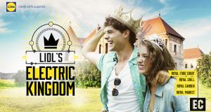 Lidl Electric Castle