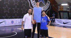 robert basketball