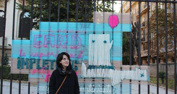 Andreea Dobrin. Photo credit: Roxana Tanase