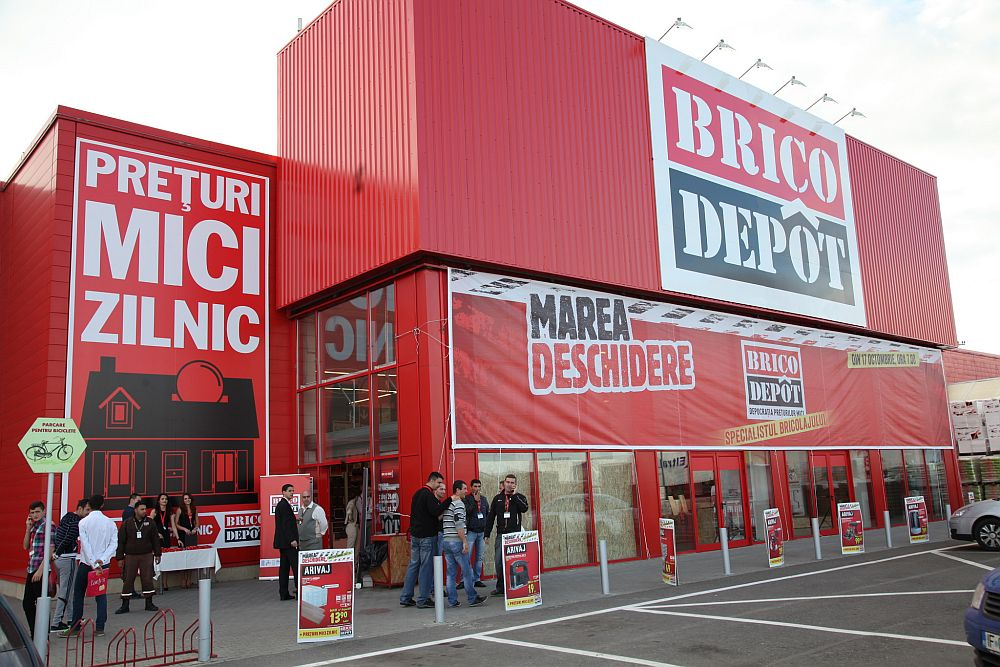 brico depot announces suspension of timber products supply from the romania journal with cuisine. Black Bedroom Furniture Sets. Home Design Ideas