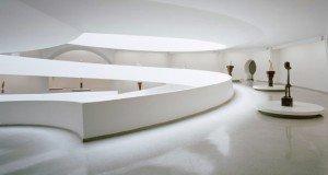 Installation view: Constantin Brancusi: The Essence of Things, Solomon R. Guggenheim Museum