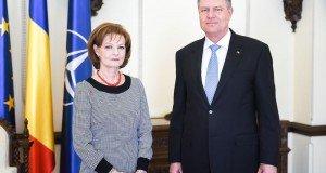 Presedintele Klaus Iohannis si Principesa Mostenitoare Margareta 23martie2017 ©Dragos Asaftei