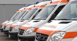ambulance gorj romanian