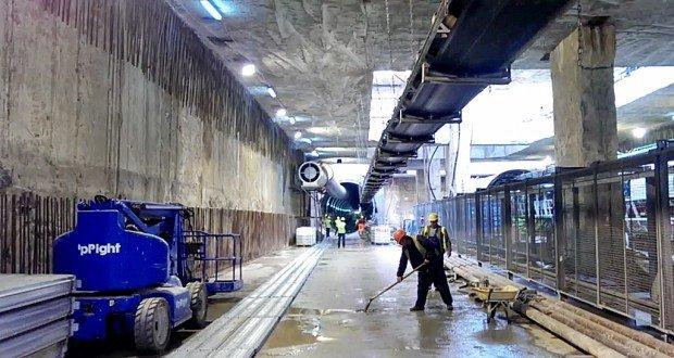 drumul taberei metro line
