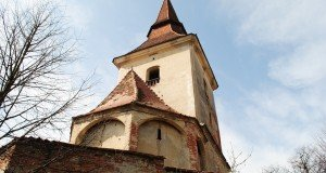 Agarbiciu fortified church