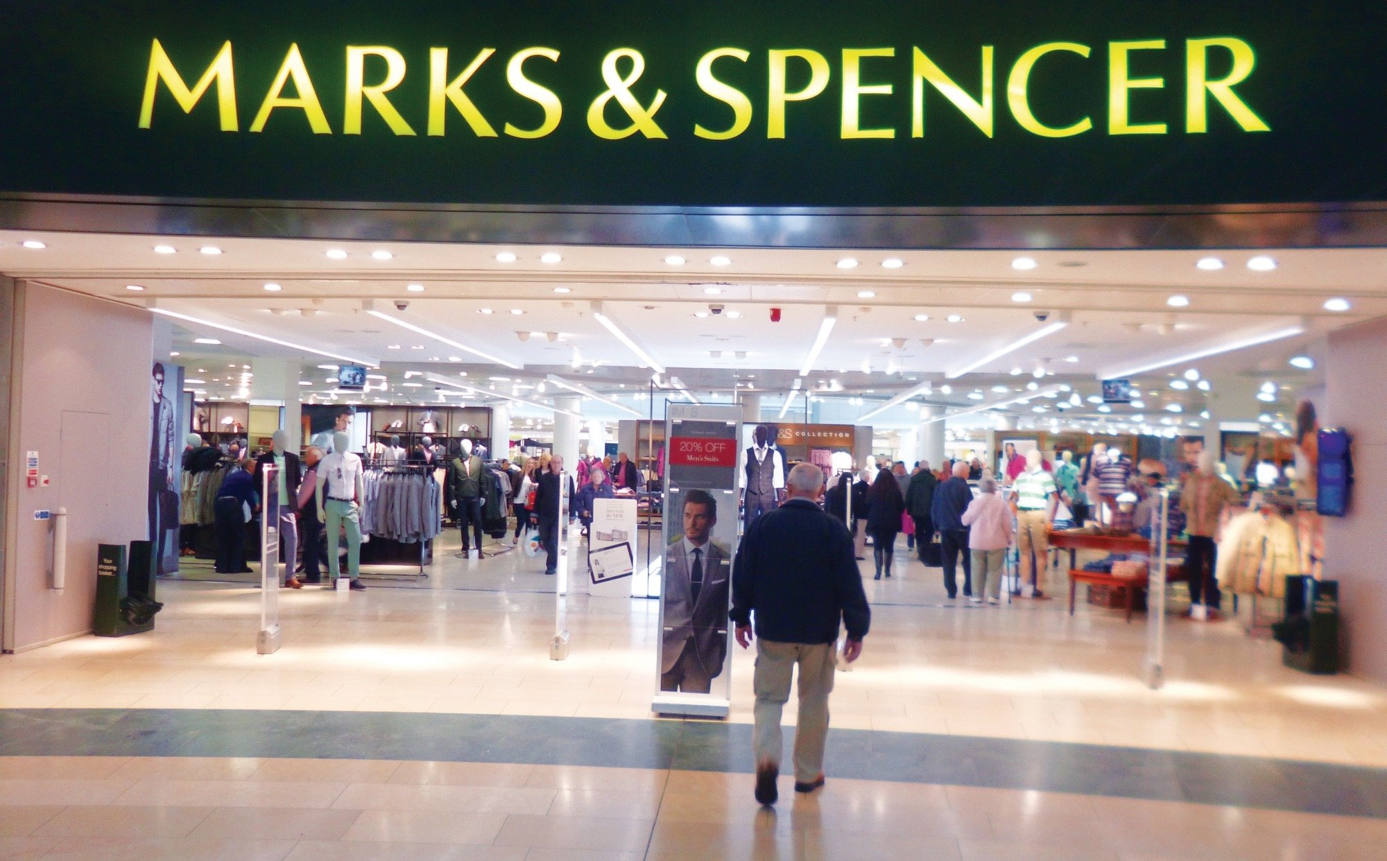 marks spencer group anaylsis Title: a financial and strategic analysis for marks and spencer, author: amy   reference groups such as work colleagues, friends and family will influence.
