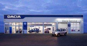 DACIA car sales