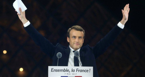 macron french elections