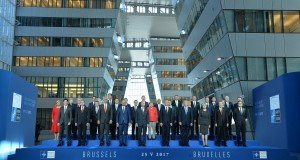 iohannis nato brussels