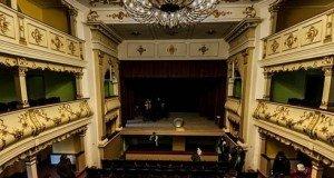 the oldest theatre in romania