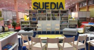sweden bookfest stand