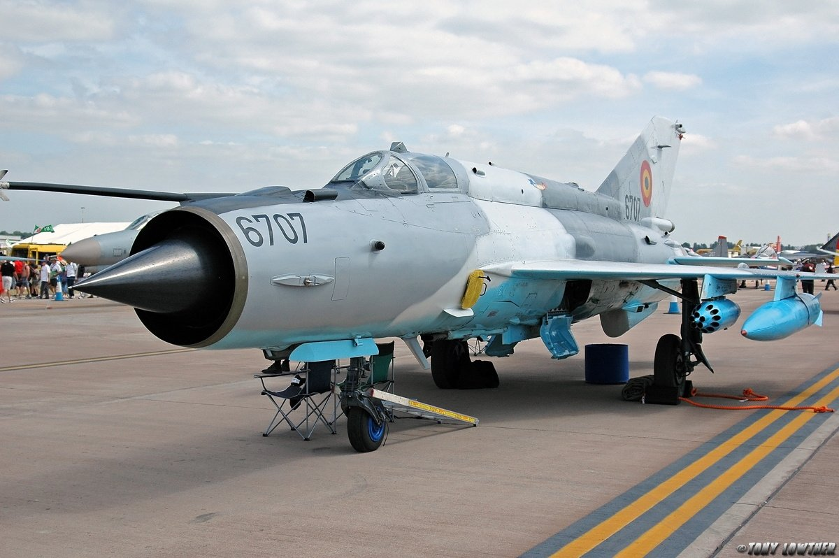 Update2 Mig 21 Aircraft Crashes In Constanta County Case