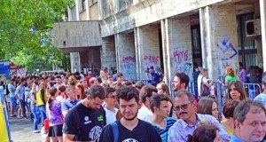 queues bucharest academy of economci studies