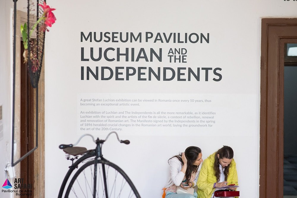 Luchian and the Independents Exhibition
