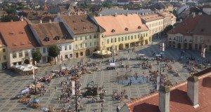 Piata Mare/ Big Square, Sibiu
