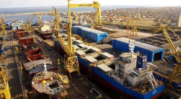 mangalia shipyard