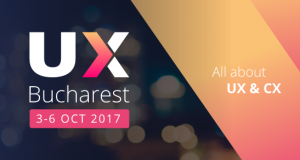 UX Bucharest 2017