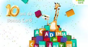 Bonus Card in Romania