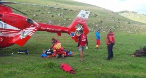 transalpina accident